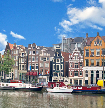 Save on cheap flights to Amsterdam