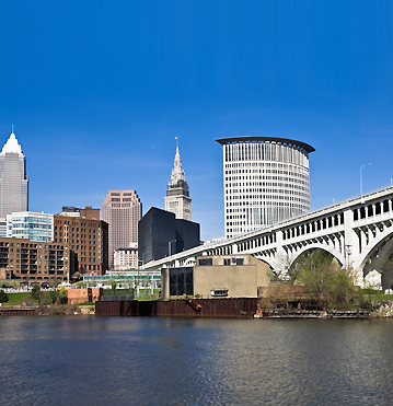 Save on cheap flights to Cleveland