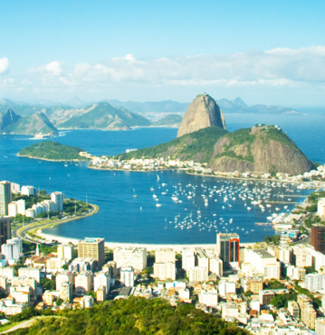 Save on cheap flights to Rio De Janeiro