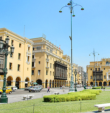 Save on cheap flights to Lima