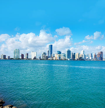 Save on cheap flights to Miami