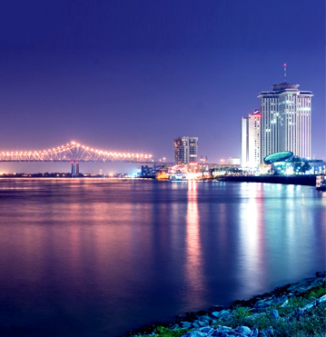 Save on cheap flights to New Orleans