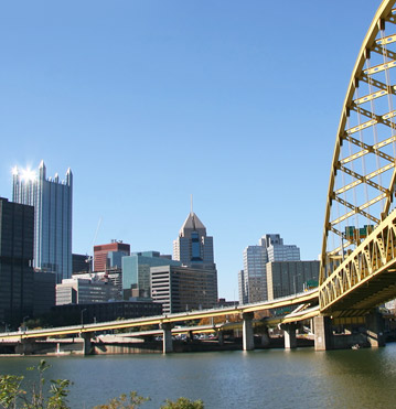 Save on cheap flights to Pittsburgh