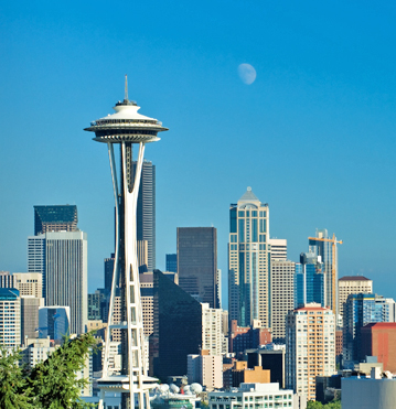 Save on cheap flights to Seattle