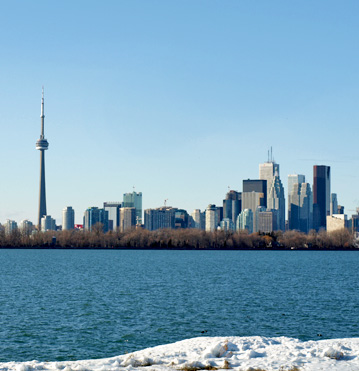 Save on cheap flights to Toronto