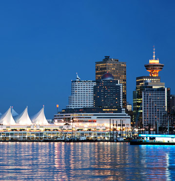 Save on cheap flights to Vancouver