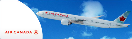 Save on Air Canada Flights