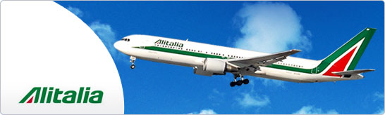 Save on Alitalia Airlines Flights