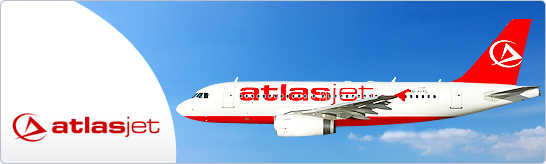Save on Atlasjet Airlines Flights