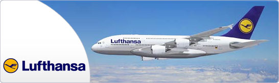 Save on Lufthansa Airlines Flights