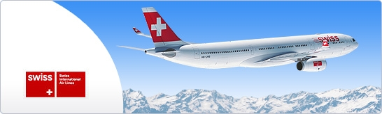 Save on Swiss International Air Lines Flights