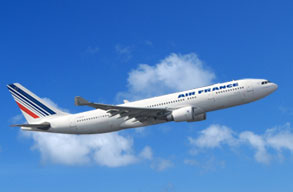Earn miles with Air France