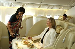 Earn miles with Air India