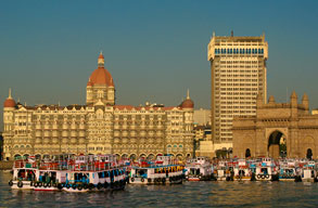 Fly with Air India to Mumbai