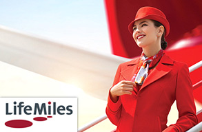 Earn miles with Avianca Airlines