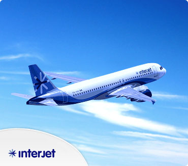 Save on Interjet Flights