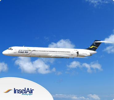 Save on Insel Air Flights