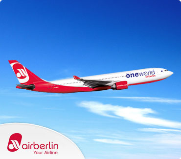 Save on Air Berlin Flights