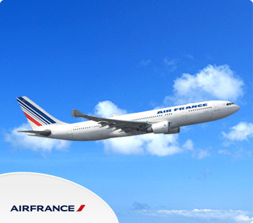 Save on Air France Flights