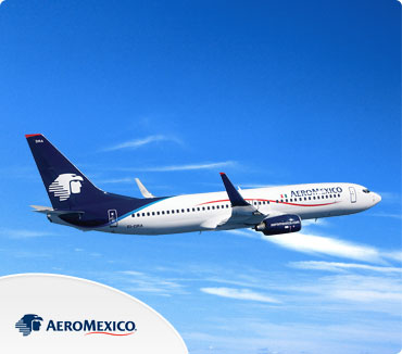 Save on Aeromexico Flights