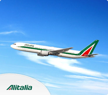 Save on Alitalia Flights