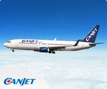 Save on Canjet Airlines Flights