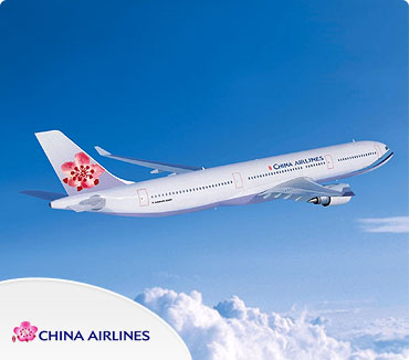 Save on China Airlines Flights