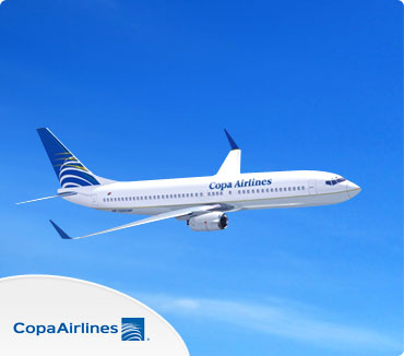 Save on Copa Airlines Flights