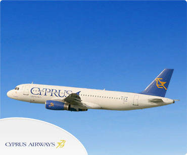 Save on Cyprus Airways Flights