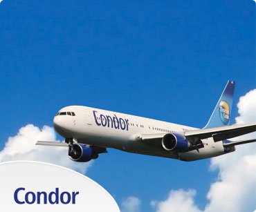 Save on Condor Airlines Flights