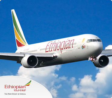 Save on Ethiopian Airlines Flights