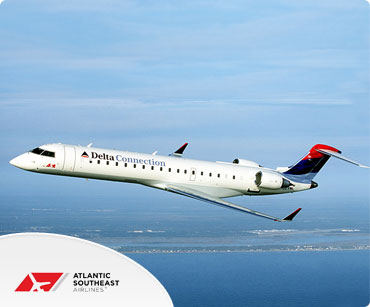 Save on Atlantic Southeast Airlines Flights