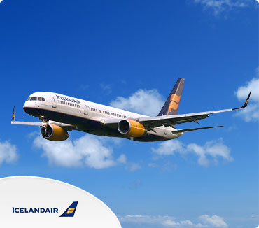 Save on Icelandair Flights