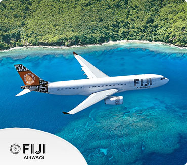Save on Fiji Airways Flights