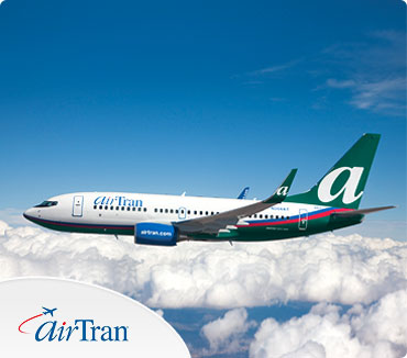 Save on Airtran Airways Flights
