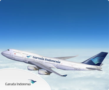 Save on Garuda Indonesia Flights