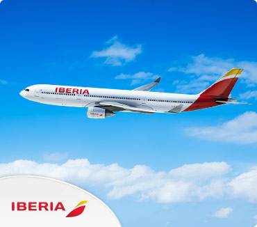 Save on Iberia Airlines Flights