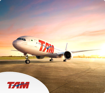 Save on Tam Airlines Flights