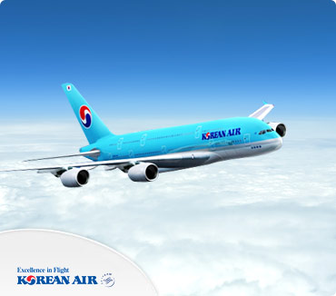 Save on Korean Air Flights
