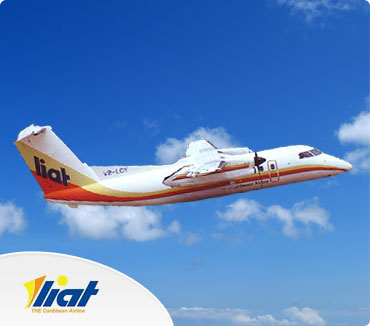 Save on Liat Airlines Flights
