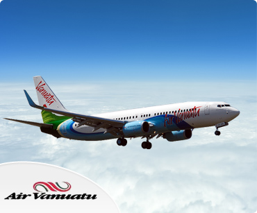 Save on Air Vanuatu Flights
