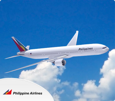 Save on Philippine Airlines Flights