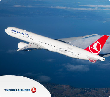 Save on Turkish Airlines Flights