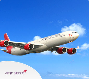 Save on Virgin Atlantic Airways Flights