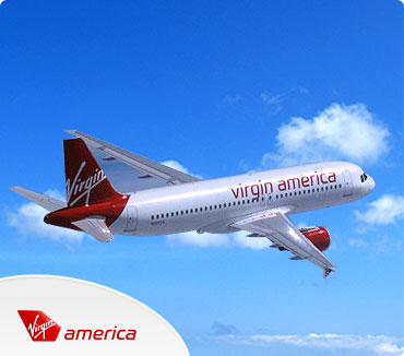 Save on Virgin America Flights