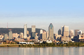 Fly with CanJet Airlines to Montreal