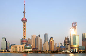 Fly with China Airlines to Shanghai