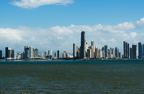 Fly with Copa Airlines to Panama