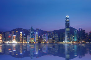 Fly with Cathay Pacific to Hong Kong