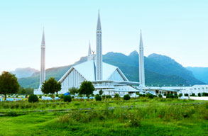 Fly with Airblue to Islamabad